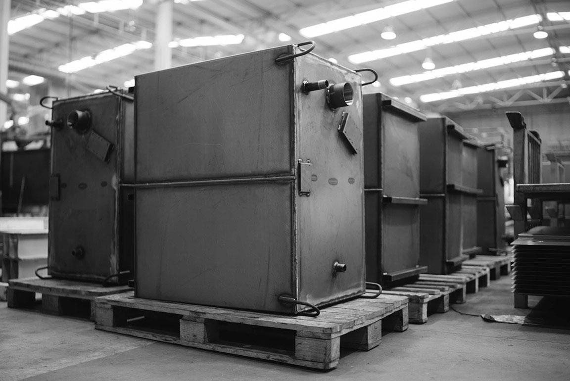 Producto propio - Depósitos transporte gasoil